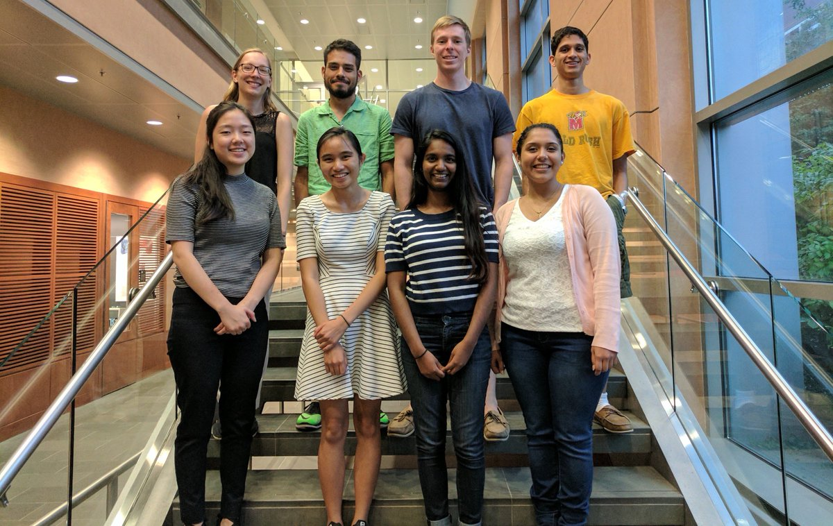 Welcome to the fantastic Summer 2017 CRA-W DREU and NSF summer REU students!